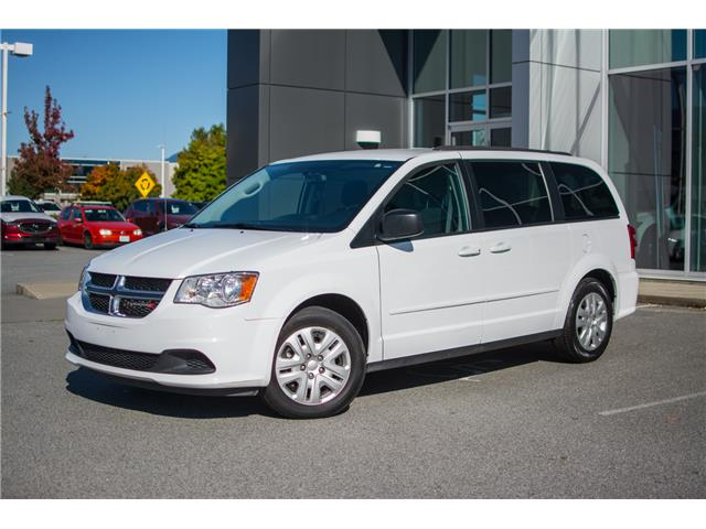 2016 Dodge Grand Caravan SE/SXT (Stk: B0341A) in Chilliwack - Image 1 of 22