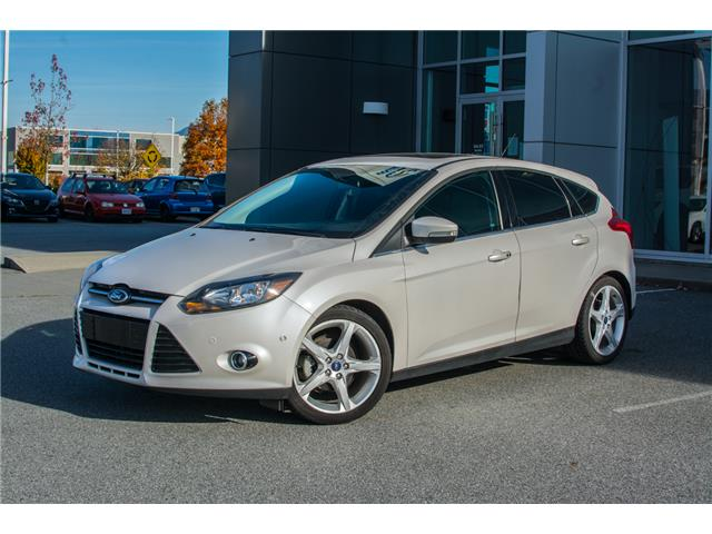 2013 Ford Focus Titanium (Stk: 9M197A) in Chilliwack - Image 1 of 22