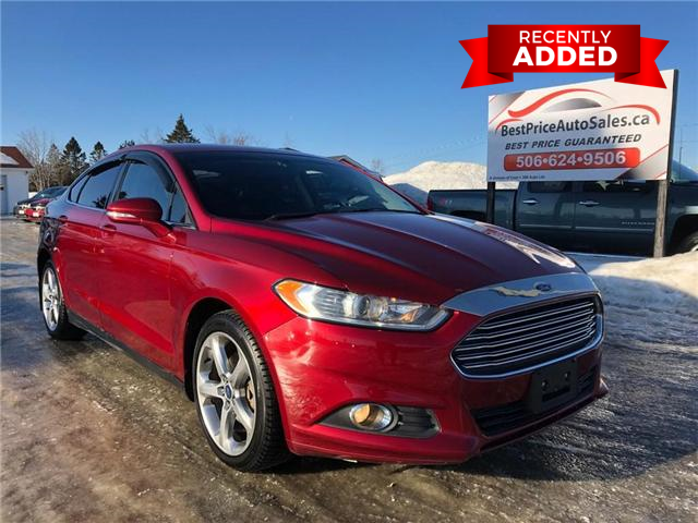2014 Ford Fusion SE (Stk: A2505) in Miramichi - Image 1 of 30