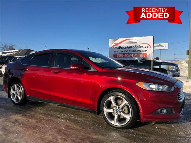 2014 Ford Fusion SE (Stk: A2505) in Miramichi - Image 2 of 30