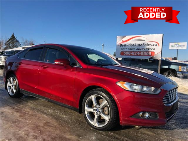 2014 Ford Fusion SE (Stk: A2505) in Miramichi - Image 3 of 30