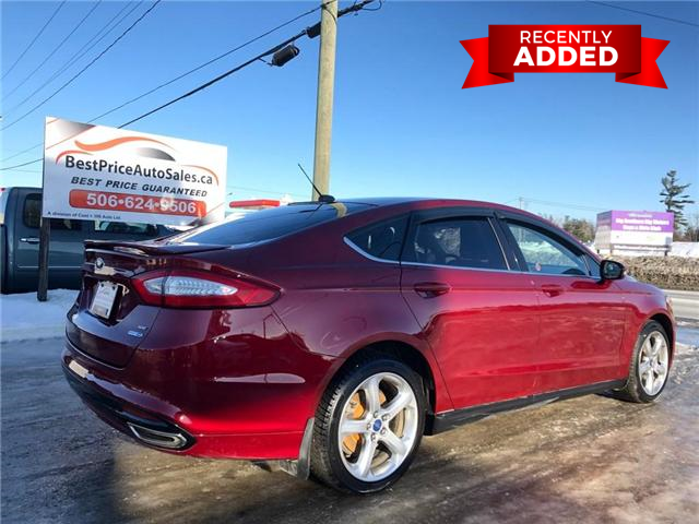 2014 Ford Fusion SE (Stk: A2505) in Miramichi - Image 10 of 30