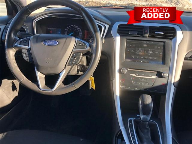 2014 Ford Fusion SE (Stk: A2505) in Miramichi - Image 18 of 30