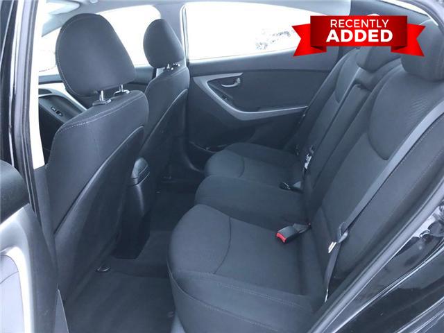 2015 Hyundai Elantra  (Stk: A2811) in Miramichi - Image 15 of 30