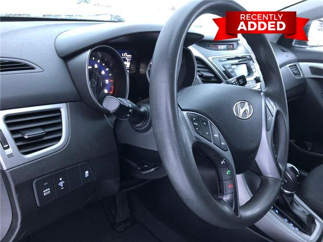 2015 Hyundai Elantra  (Stk: A2811) in Miramichi - Image 20 of 30