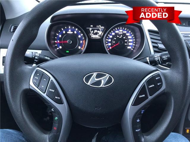 2015 Hyundai Elantra  (Stk: A2811) in Miramichi - Image 22 of 30