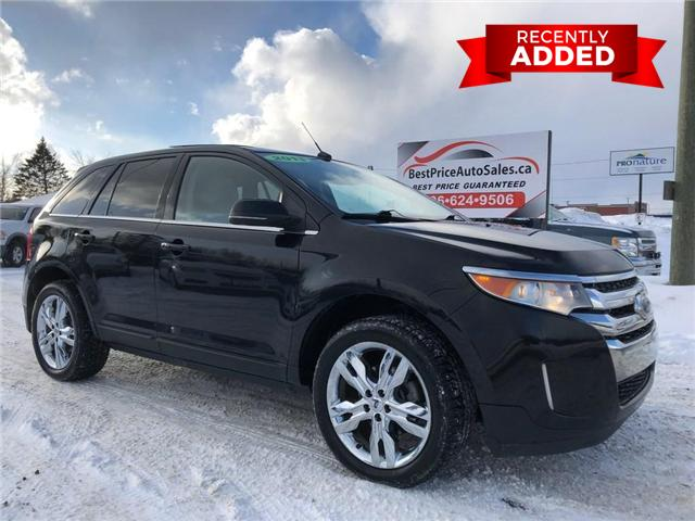2013 Ford Edge Limited (Stk: A2790) in Miramichi - Image 1 of 30