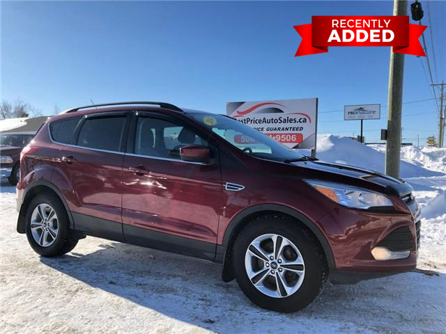 2014 Ford Escape SE (Stk: A2848) in Miramichi - Image 1 of 30