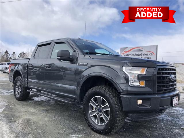 2016 Ford F-150  (Stk: A2868) in Miramichi - Image 2 of 30