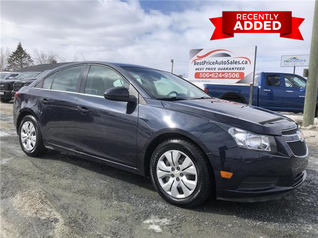 2014 Chevrolet Cruze 1LT (Stk: A2885) in Miramichi - Image 1 of 29