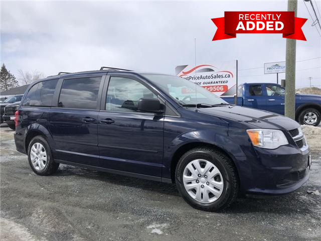 2016 Dodge Grand Caravan SE/SXT (Stk: A2872) in Miramichi - Image 1 of 30