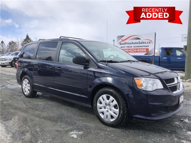 2016 Dodge Grand Caravan SE/SXT (Stk: A2872) in Miramichi - Image 2 of 30