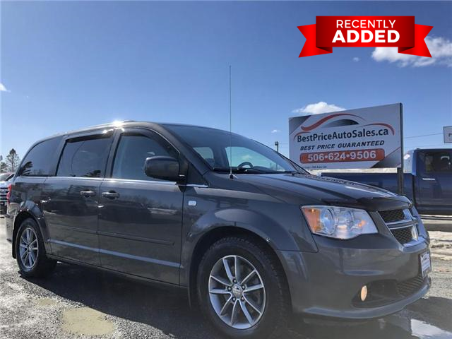 2014 Dodge Grand Caravan SE/SXT (Stk: A2866) in Miramichi - Image 1 of 30