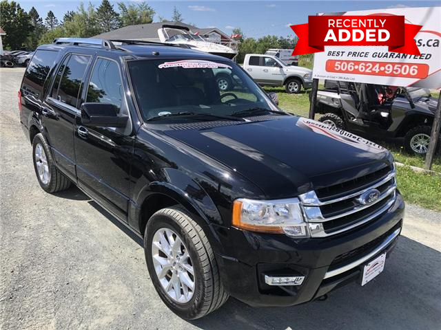2017 Ford Expedition Limited (Stk: A2720) in Miramichi - Image 1 of 30