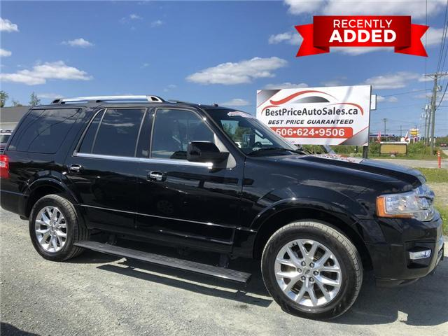 2017 Ford Expedition Limited (Stk: A2720) in Miramichi - Image 14 of 30