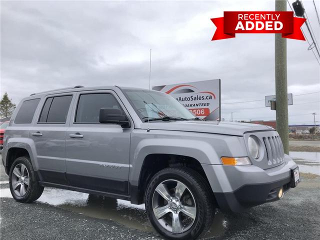 2016 Jeep Patriot  (Stk: A2889) in Miramichi - Image 1 of 30