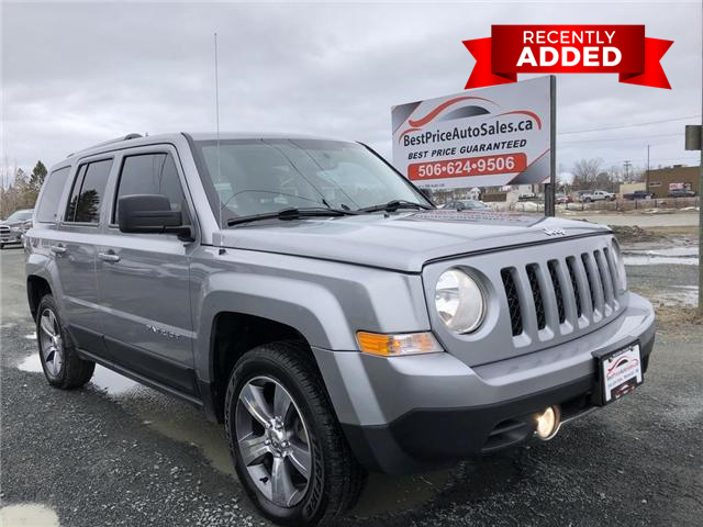 2016 Jeep Patriot  (Stk: A2889) in Miramichi - Image 2 of 30