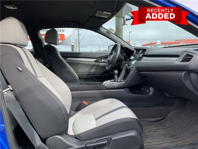 2016 Honda Civic LX (Stk: A2968) in Miramichi - Image 14 of 30