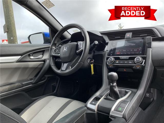 2016 Honda Civic LX (Stk: A2968) in Miramichi - Image 15 of 30