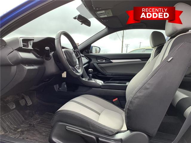 2016 Honda Civic LX (Stk: A2968) in Miramichi - Image 20 of 30