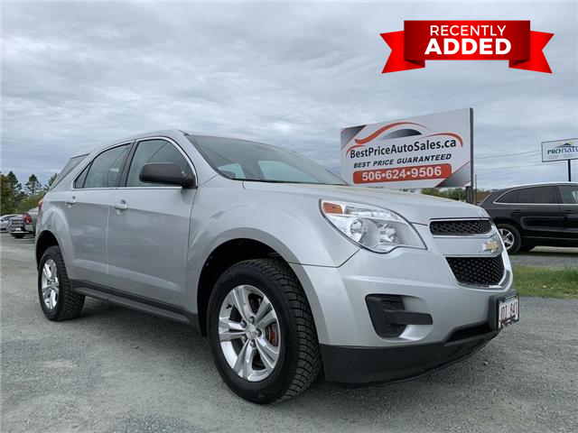 2015 Chevrolet Equinox LS (Stk: A2492) in Miramichi - Image 1 of 27