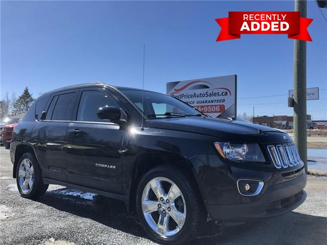 2014 Jeep Compass Limited (Stk: A2857) in Miramichi - Image 1 of 30