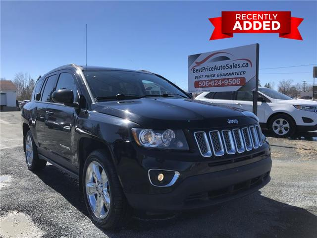 2014 Jeep Compass Limited (Stk: A2857) in Miramichi - Image 2 of 30