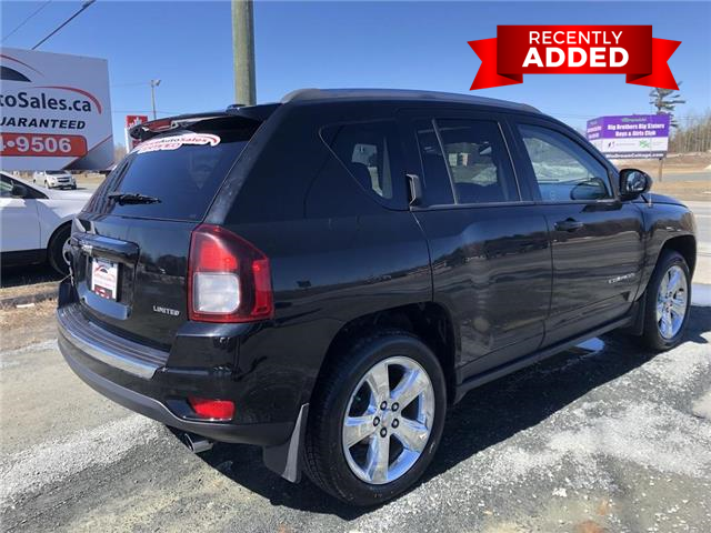 2014 Jeep Compass Limited (Stk: A2857) in Miramichi - Image 11 of 30