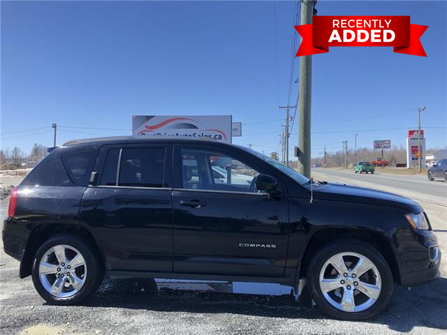 2014 Jeep Compass Limited (Stk: A2857) in Miramichi - Image 12 of 30