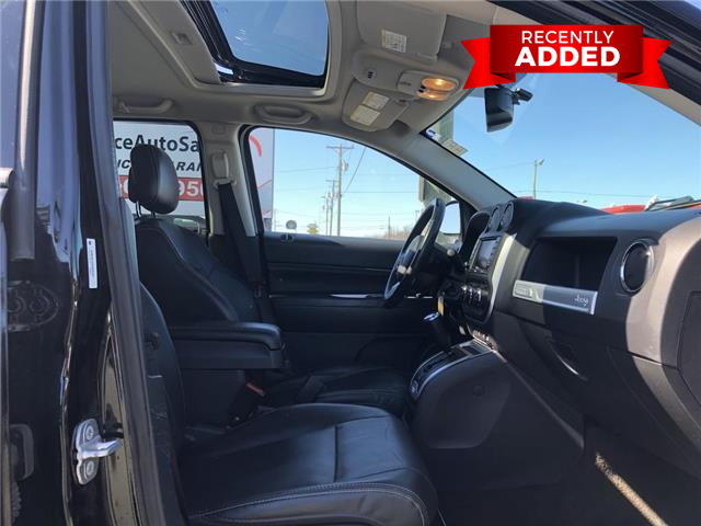 2014 Jeep Compass Limited (Stk: A2857) in Miramichi - Image 14 of 30