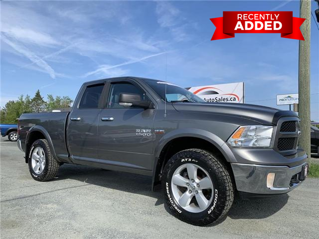 2013 RAM 1500 SLT (Stk: A3001) in Miramichi - Image 1 of 30