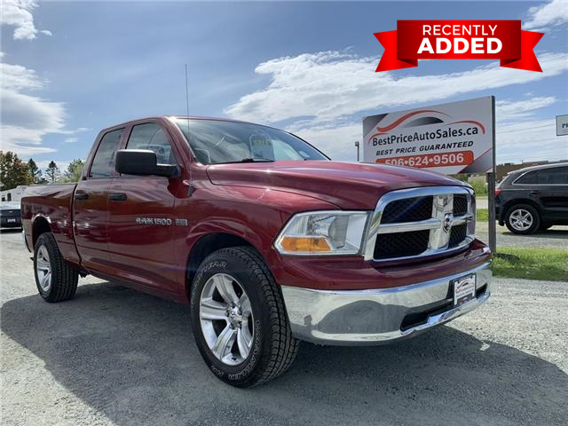 2012 RAM 1500 ST (Stk: A2693) in Miramichi - Image 1 of 30
