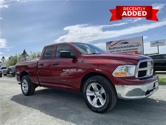 2012 RAM 1500 ST (Stk: A2693) in Miramichi - Image 2 of 30