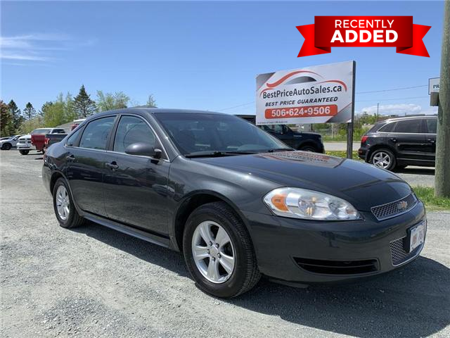 2013 Chevrolet Impala LS (Stk: A2952) in Miramichi - Image 1 of 29