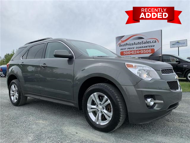2013 Chevrolet Equinox 1LT (Stk: A2913) in Miramichi - Image 1 of 29
