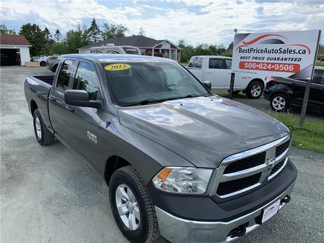 2013 RAM 1500 ST (Stk: A2896) in Miramichi - Image 2 of 29