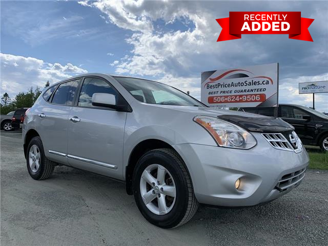 2013 Nissan Rogue  (Stk: A2945) in Miramichi - Image 1 of 30