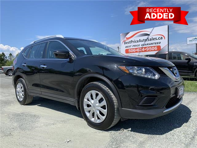 2016 Nissan Rogue  (Stk: A3002) in Miramichi - Image 1 of 30