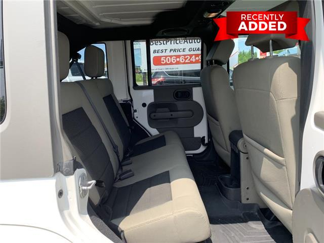 2010 Jeep Wrangler Unlimited  (Stk: A2948) in Miramichi - Image 17 of 30