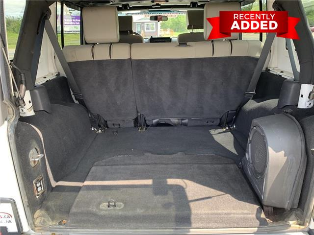 2010 Jeep Wrangler Unlimited  (Stk: A2948) in Miramichi - Image 21 of 30