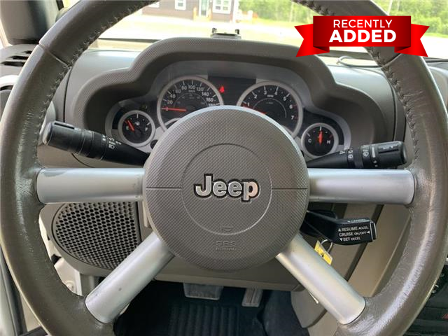 2010 Jeep Wrangler Unlimited  (Stk: A2948) in Miramichi - Image 28 of 30