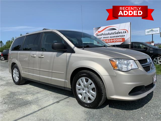 2014 Dodge Grand Caravan SE/SXT (Stk: A2893) in Miramichi - Image 1 of 30