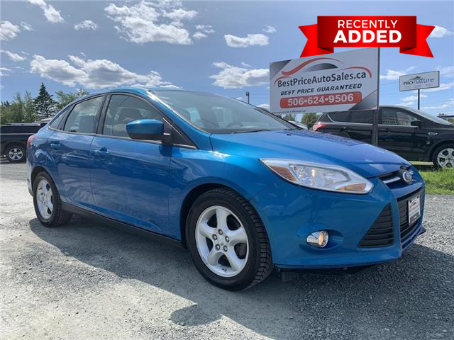 2012 Ford Focus SE (Stk: A2524) in Miramichi - Image 1 of 26
