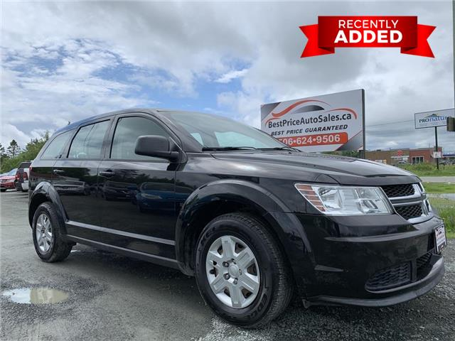 2012 Dodge Journey CVP/SE Plus (Stk: A2861) in Miramichi - Image 1 of 29