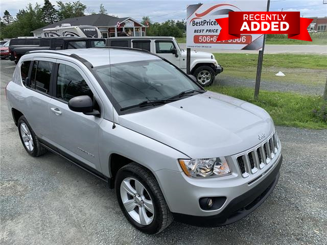 2011 Jeep Compass Sport/North (Stk: 1J4NF4) in Miramichi - Image 2 of 30