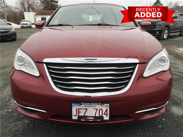2013 Chrysler 200 Touring (Stk: A2903) in Miramichi - Image 4 of 28