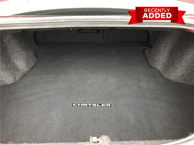 2013 Chrysler 200 Touring (Stk: A2903) in Miramichi - Image 23 of 28