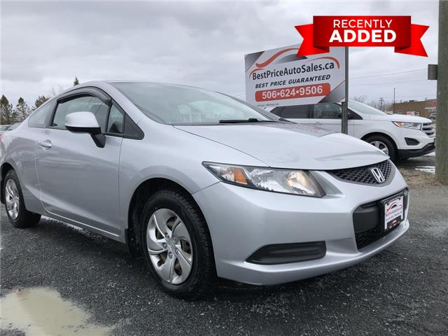 2013 Honda Civic LX (Stk: A2847) in Miramichi - Image 2 of 28