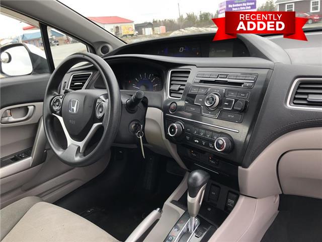 2013 Honda Civic LX (Stk: A2847) in Miramichi - Image 14 of 28