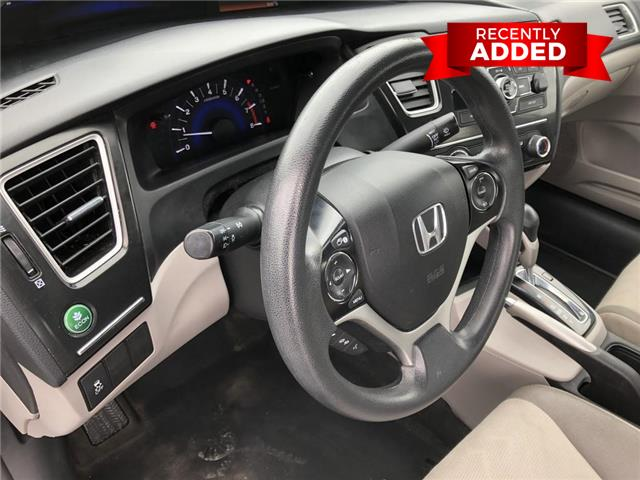 2013 Honda Civic LX (Stk: A2847) in Miramichi - Image 21 of 28